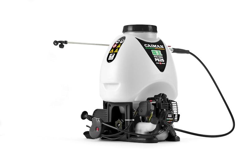 Бензиновый садовый опрыскиватель Caiman Fog King PS25