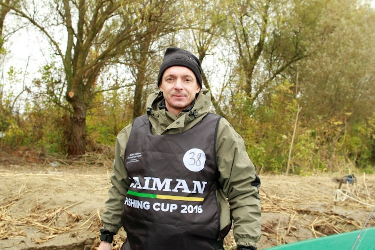Турнир Caiman Fishing Cup 2016 - рыбалка в Астрахани