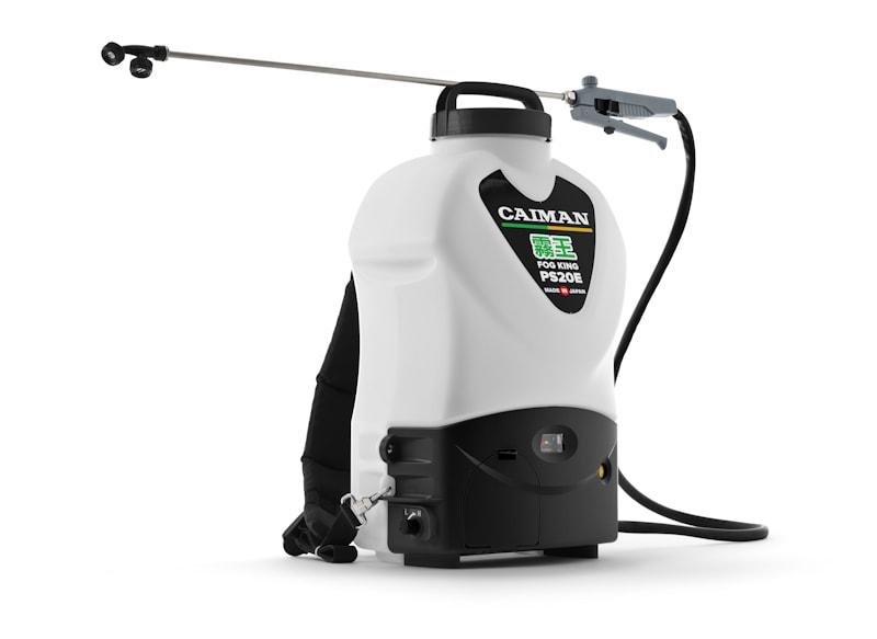 Аккумуляторный садовый опрыскиватель Caiman Fog King PS20E
